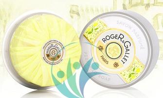 Roger&Gallet Cedrat Energizzante Sapone Profumato in Confezione da Viaggio 100 g