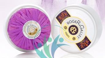 Roger&Gallet Zenzero Stimolante Sapone Profumato in Confezione da Viaggio 100 g