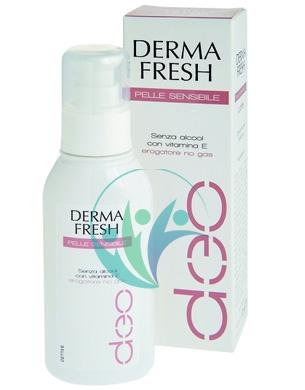 Dermafresh Linea Pelli Sensibili Emulsione Deodorante 75 ml