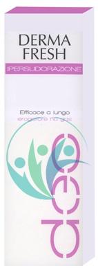 Dermafresh Linea Ipersudorazione Efficace a Lungo Latte Corpo Roll-on 75 ml