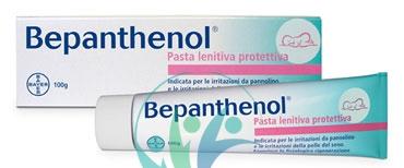 Bepanthenol Linea Bambini Pasta Protettiva Rigenerante Lenitiva 100 g