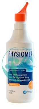 Physiomer Linea Pulizia e Salute del Naso Iper Soluzione Spray 135 ml