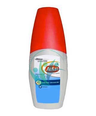 Autan Linea Family Care Vapo Spray Delicato Insetto-Repellente 100 ml
