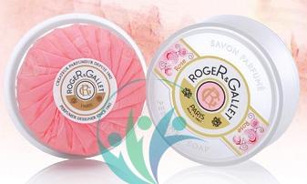 Roger&Gallet Linea Rose Rilassante Rinfrescante Sapone Profumato Viaggio 100 g