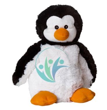 Warmies Linea Termica Peluche Scaldabili in Forno a Microonde Pinguino