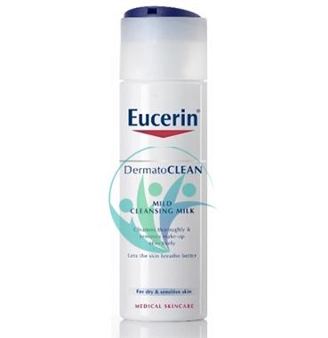 Eucerin Linea DermatoCLEAN Latte Detergente Rinfrescante Delicato 200 ml